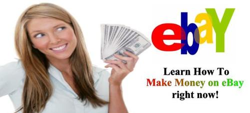 Product picture Make A Living From Home Selling on Ebay!! Complete Guide