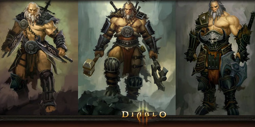 Product picture Diablo 3 Barbarian PvE Guide!